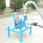 Tractor pump with accessories (002)