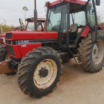 Tractor agricol Case IH 1056 xl, mecanic, 4x4, AC, 105 CP turbo